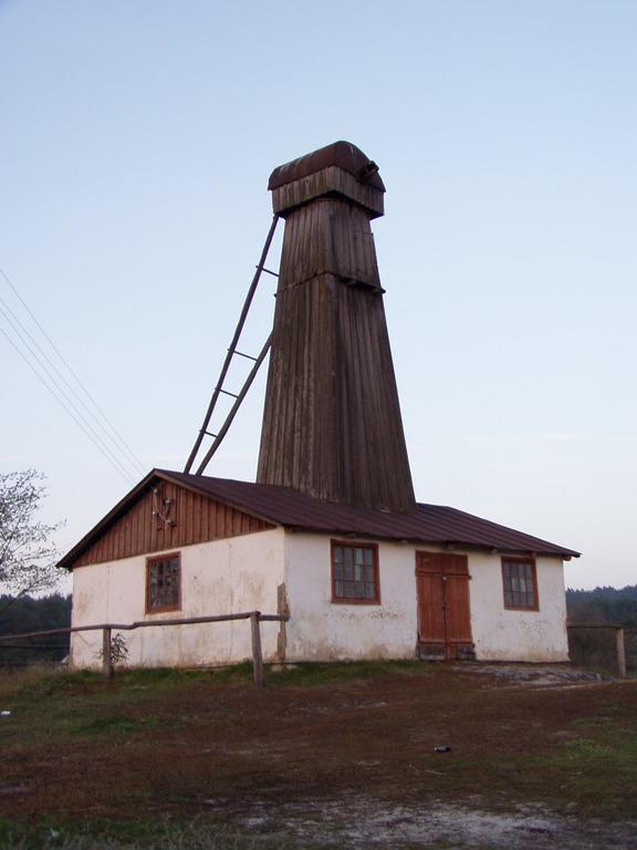 Вітряк в с. Прохорівка, Канівського району